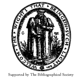 Bib Soc support logo